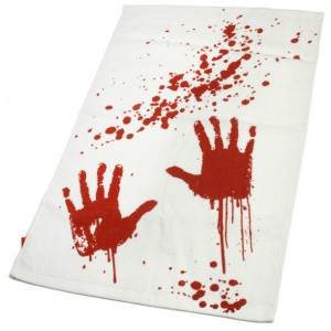 asciugamano-horror