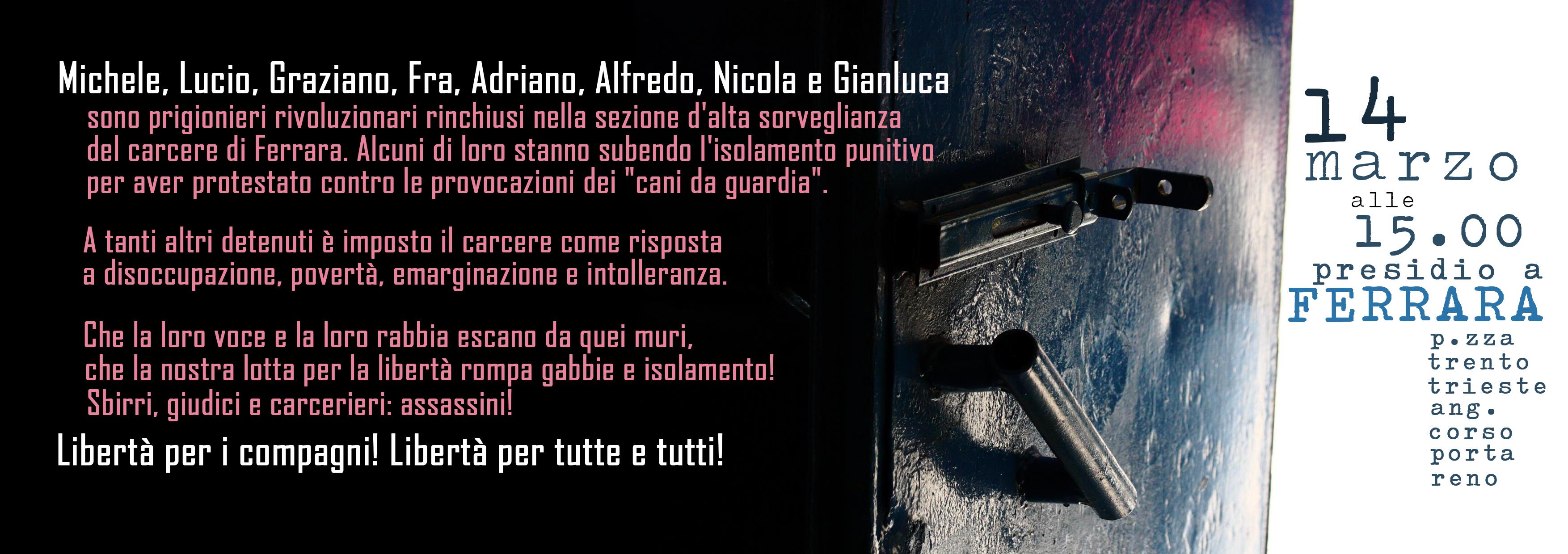 presidio Ferrara 14-03-2015